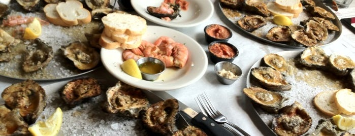 Half Shell Oyster House is one of Time to Eat.