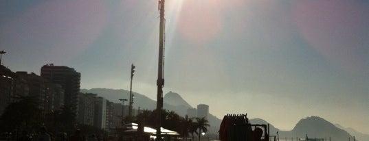 Copacabana Beach is one of Guide to Rio de Janeiro's best spots.