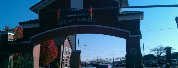 Rochester Public Market is one of The Best Spots In Rochester, NY.
