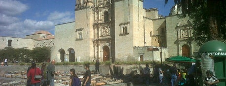 Templo de Santo Domingo de Guzmán is one of Best of Oaxaca.