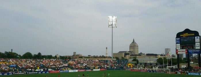 Sahlen's Stadium is one of The Best Spots In Rochester, NY.