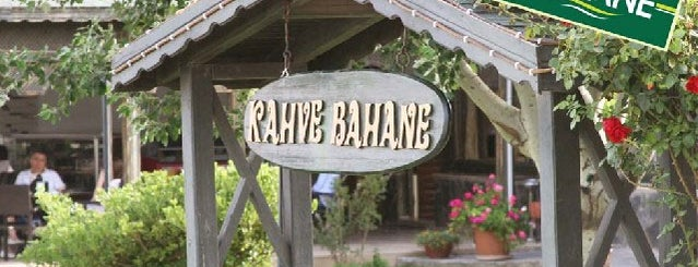 Kahve Bahane is one of Favorite Food.