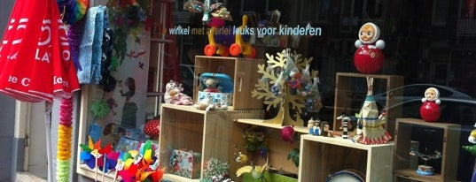 Tante Lien's is one of Kids Guide. Amsterdam with children 100 spots.