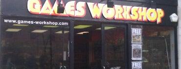Games Workshop is one of GWs I've Visited.