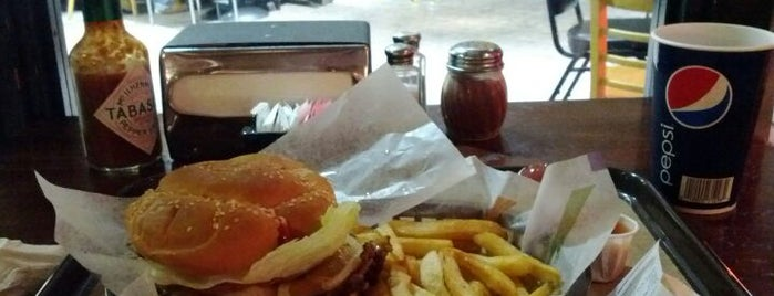 Sawyer's Downtown is one of Best Burger Places.