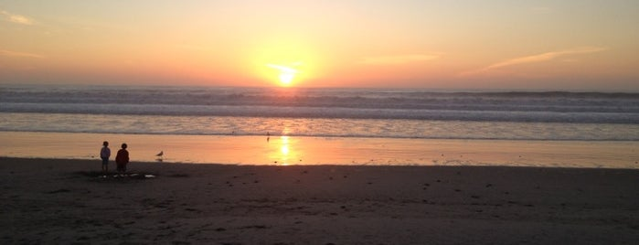Silver Strand State Beach is one of USA Trip 2013 - The West.