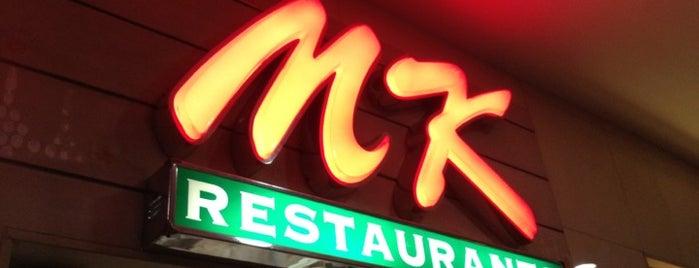 MK is one of Favorite Food.
