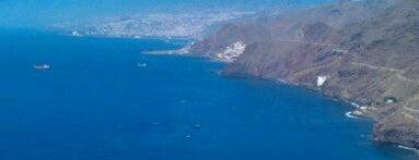 El Semáforo is one of Trulenque. Sitios curiosos de Tenerife.