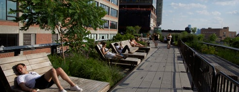 High Line is one of 101 places to see in Manhattan before you die.