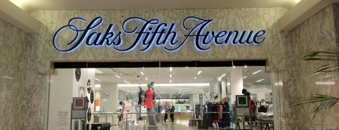 Saks Fifth Avenue is one of Boston.
