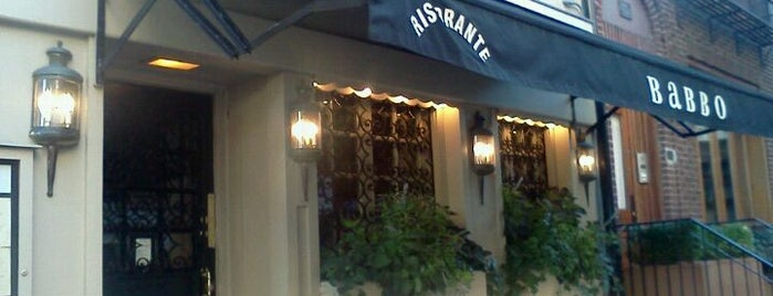 Babbo Ristorante is one of 15 Spots Where We Think Tourists Should Go In NYC.