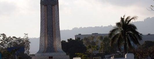 Plaza El Salvador del Mundo is one of San Salvador #4sqCities.