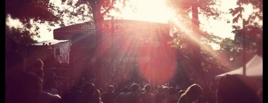 Celebrate Brooklyn!/Prospect Park Bandshell is one of Why Prospect Heights is an awesome place to live.