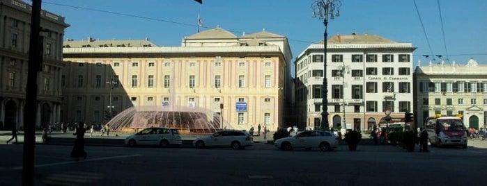 Via XX Settembre is one of Genova #4sqCities.