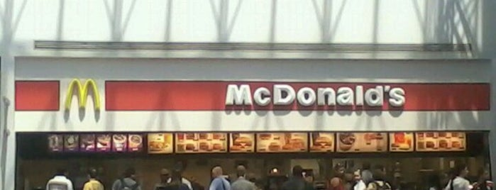 McDonald's is one of Burgers in Porto Alegre.