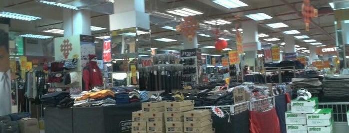 Servay Hypermarket is one of Kota kinabalu.