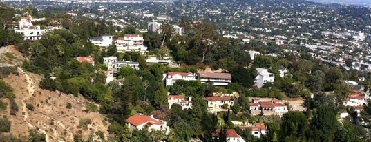 Griffith Park Trail is one of Los Angeles by an LA Local.