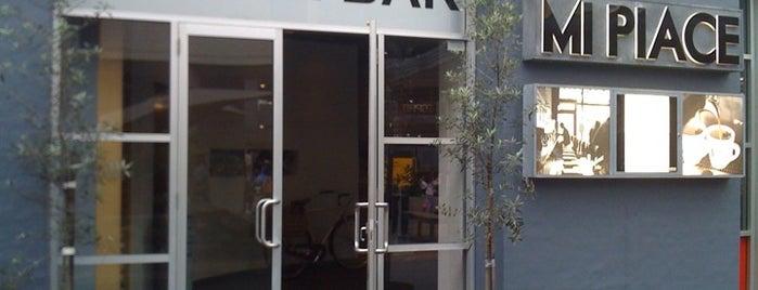 Mi Piace: Pizza E Bar is one of The Entertainment Quarter.