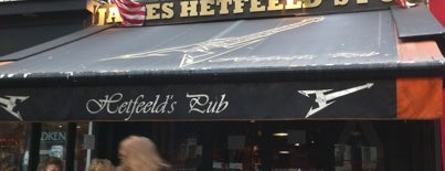 James Hetfeeld's Pub is one of Bars / Pubs.