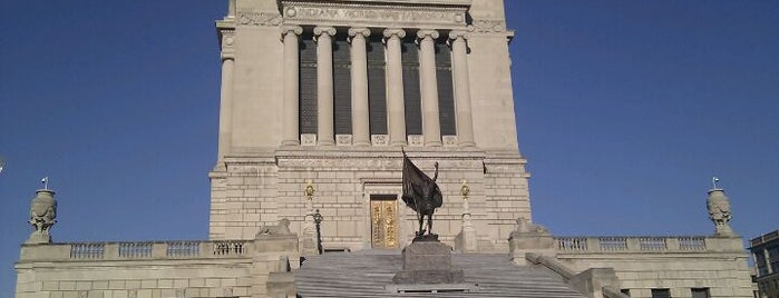 Indiana World War Memorial is one of 50 Date Ideas For Less Than $50.