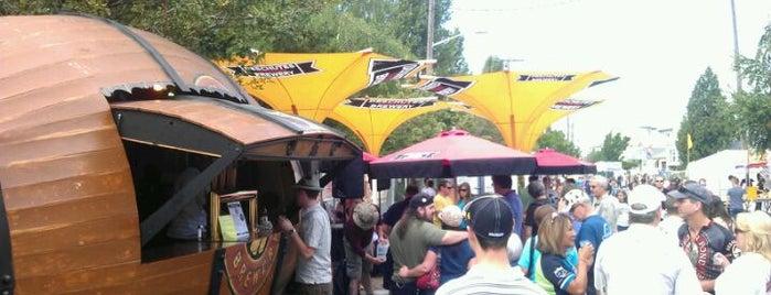 Fremont Oktoberfest is one of Lost in Seattle.