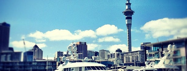 Auckland Waterfront is one of NZ to go.