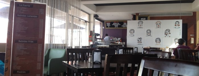 Vía Café is one of Trabajos posibles.