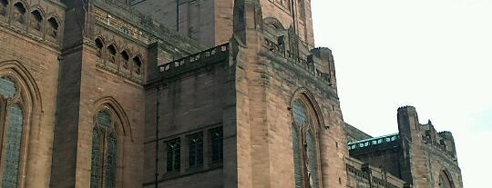 Liverpool Cathedral is one of Must-see in Liverpool.