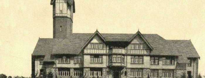 Union  Institute & University is one of Surviving Historic Buildings in Cincinnati.