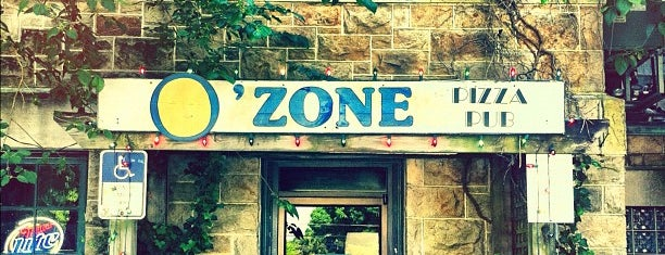 OZONE Pizza Pub is one of The Best of the North Florida Gulf Coast.
