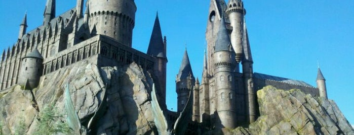 Harry Potter and the Forbidden Journey / Hogwarts Castle is one of Florida Trip '12.
