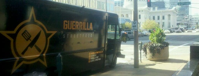 Guerrilla Street Food is one of Best Places in #STL #visitUS.