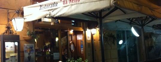 Ristorante Da Nello is one of Best restaurant in Bologna.