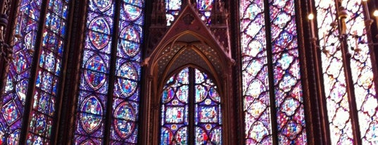 Holy Chapel is one of Paris.