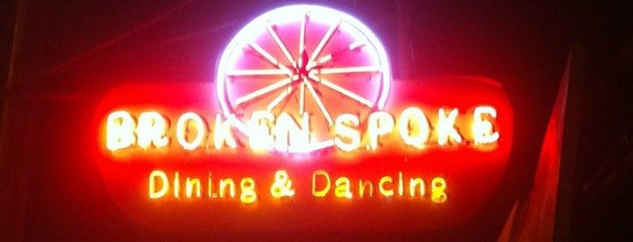 Broken Spoke is one of Austin.