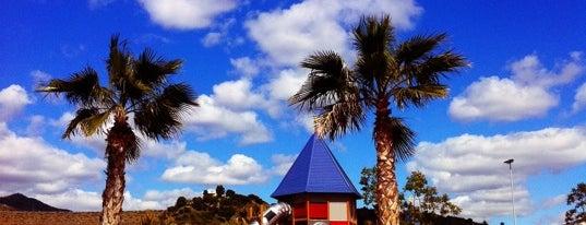 Parque de la Alegría is one of Mis lugares favoritos.