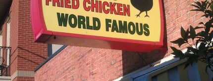 Gus's World Famous Hot & Spicy Fried Chicken is one of Roadtrippin.