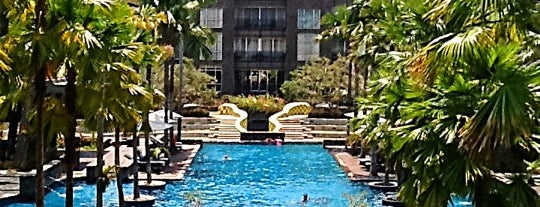Novotel Palembang Hotels & Residence is one of Hotel.
