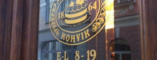 Maiasmokk is one of Kohvikud.