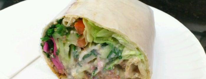 Waterloo for Almadina egyptian cuisine