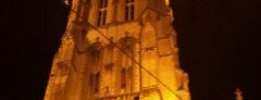 St Bavo's Cathedral is one of Ghent for #4sqCities president!.
