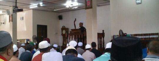 Surau An-Nur BPK is one of Masjid Dan Surau.