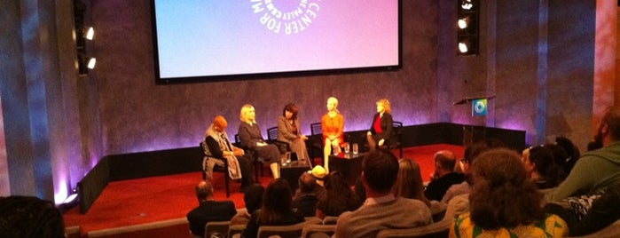 The Paley Center for Media is one of Dan's New York.