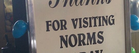 Norm's Restaurant is one of Top 10 dinner spots in Anaheim, CA.