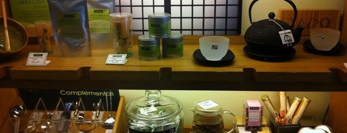 Tea Shop Montcada is one of Barcelona.