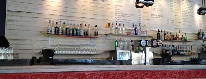 Motellet is one of Helsinki's Best Bars.