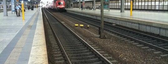 Bahnhof Berlin-Spandau is one of Bahnhöfe DB.