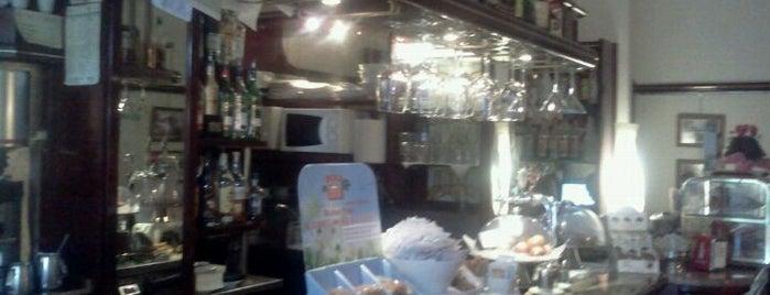 Bar Americano is one of Free Wi-Fi.