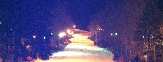 Tuxedo Ridge Ski Area is one of Locations Discovered.