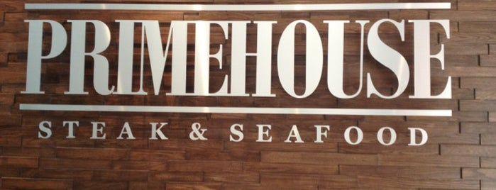 Primehouse Steak & Seafood is one of Editor's Choice.